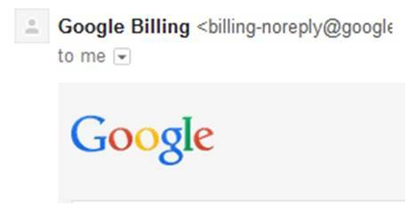 Image by Team Google Billing