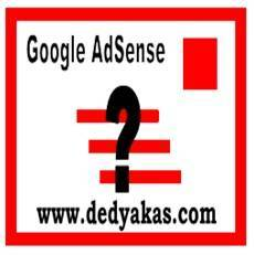 Menunggu Kabar dari Google AdSense - Dedy Akas Website