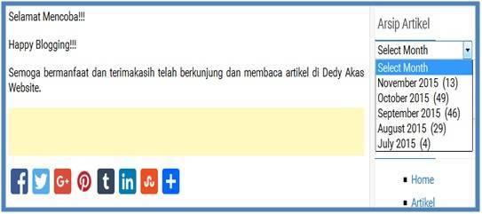 Cara Review DedyAkas Kepada Google AdSense - Dedy Akas Website