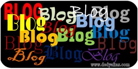 Ngeblog Menjadi Budaya Populer - Dedy Akas Website