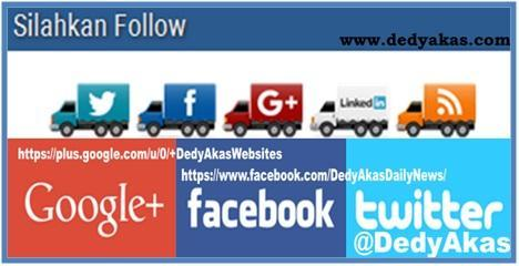 Share Artikel Ke Google Plus Facebook Twitter - Dedy Akas Website