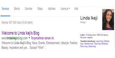linda ikeji blog application for facebook