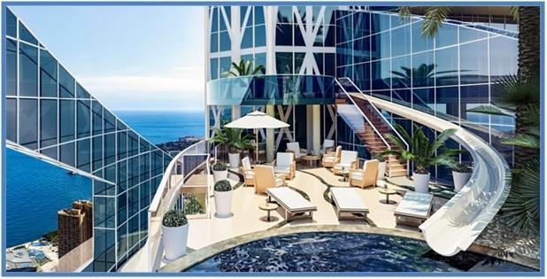 5 Apartemen Termahal di Dunia - Sky Penthouse in the Odeon Tower - Dedy Akas Website