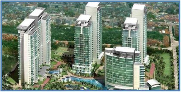 5 Apartemen Termahal di Jakarta - Apartemen Dharmawangsa Residences - Dedy Akas Website