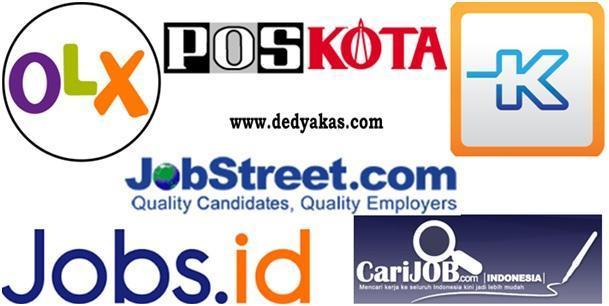 Informasi Lowongan Kerja Terbaru - Dedy Akas Website