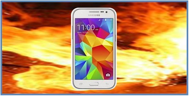 5 Cara Mengatasi Handphone Kepanasan - Dedy Akas Website