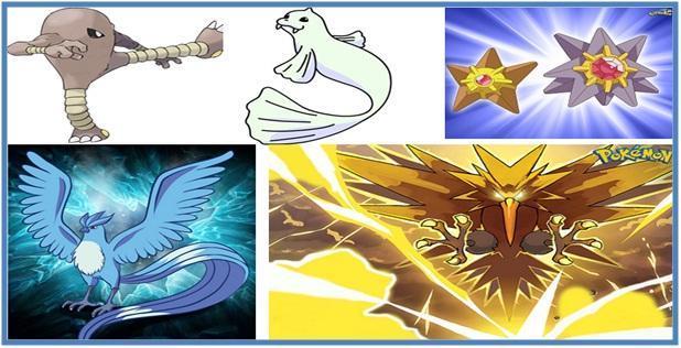 5 Nama Pokemon dan Artinya Part IV - Dedy Akas Website
