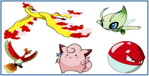 5 Nama Pokemon dan Artinya Part V - Dedy Akas Website