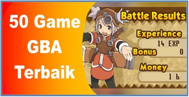 50 Game GBA Terbaik - Dedy Akas Website