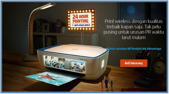 HP DeskJet Ink Advantage Family Features - Dedy Akas Website