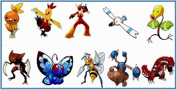 Kumpulan Nama Nama Pokemon dan Artinya Part II - Dedy Akas Website