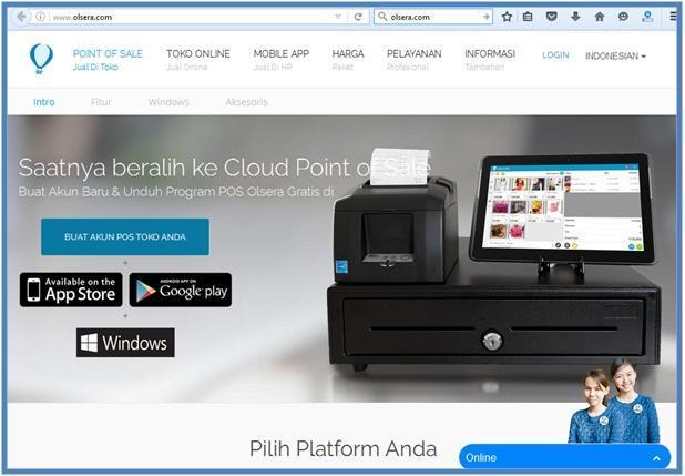 Mobile App untuk UKM - Dedy Akas Website