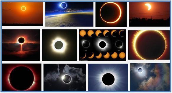 Daftar Gerhana Matahari Tahun 1911 Sampai Dengan Tahun 1930 - Dedy Akas Website