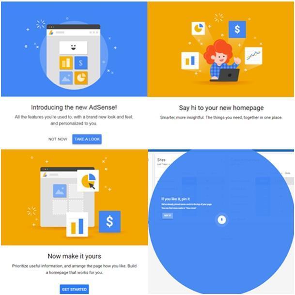 Tampilan Baru AdSense - Dedy Akas Website