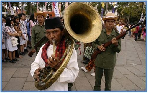 Perkembangan Seni Musik Tanjidor Jakarta