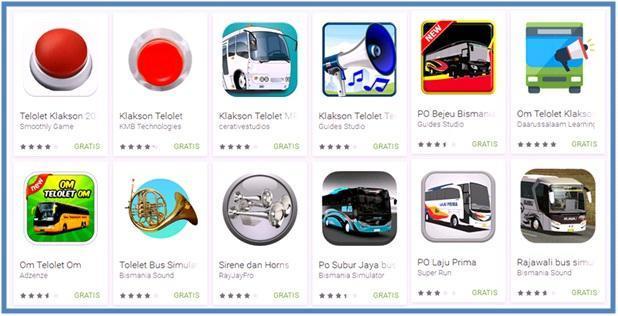 Telolet Kini Hadir Di Google Play Aplikasi Android