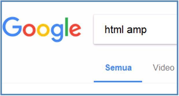 Halaman Web AMP, Apa Arti AMP