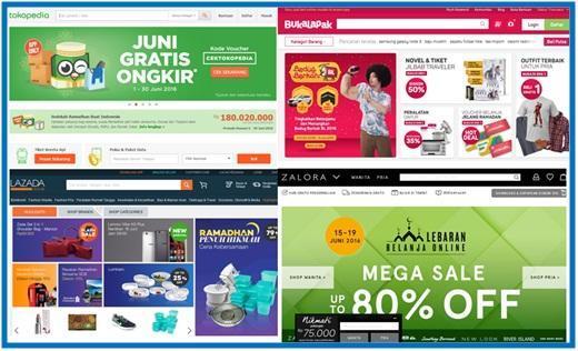 Inilah Tempat Jualan Online Gratis Paling Dicari - Dedy Akas Website