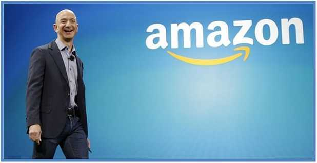 Jeff Bezos Akhirnya Menjadi Orang Terkaya Nomor Satu