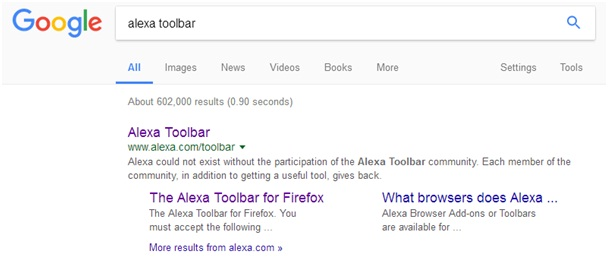 """keyword """"alexa toolbar"""""""