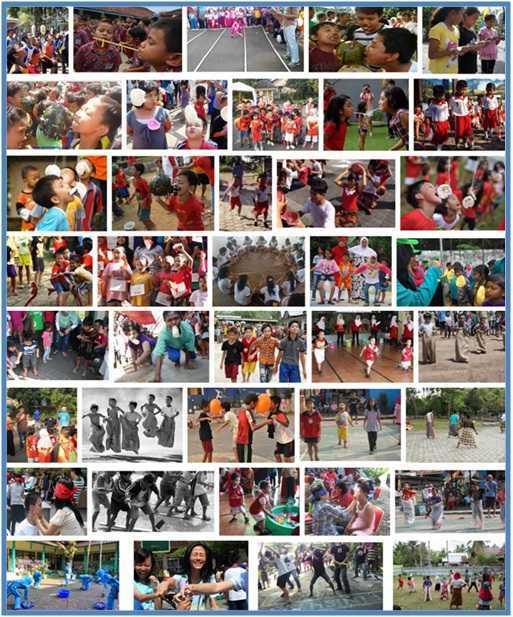 Kumpulan Lomba-Lomba 17 Agustus