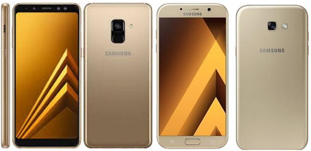 Spesifikasi Samsung A8+ dan Harganya