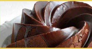Resep Untuk Membuat Bolu Coklat