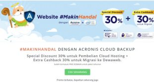 Promo Hosting Murah DewaWeb