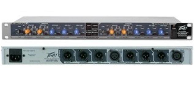 5 Aksesoris Sound System Analog Berikut Gambarnya - #3 Crosover Aktif