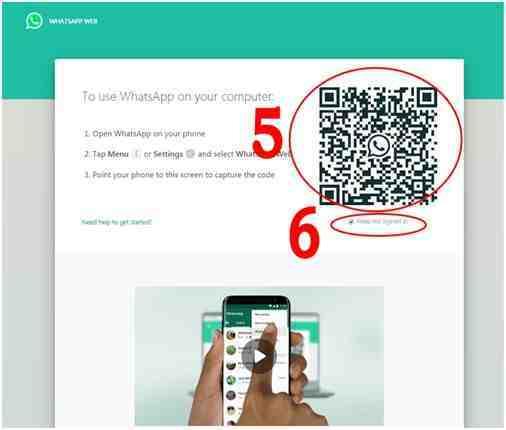 Cara Menggunakan WhatsApp Web di Komputer Lengkap dengan Gambar 5-6