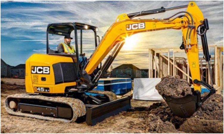 Excavator (ekskavator) sering disebut sebagai mobil bego atau beko