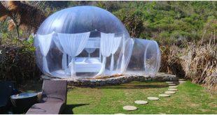 Ini Dia Fasilitas dan Harga Bubble Hotel Bali