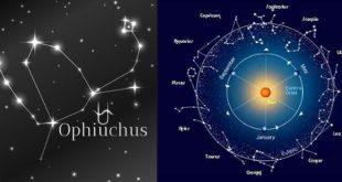 Zodiak Berubah 2019, Cek Zodiak Tebaru Kamu! - zodiak Ophiuchus