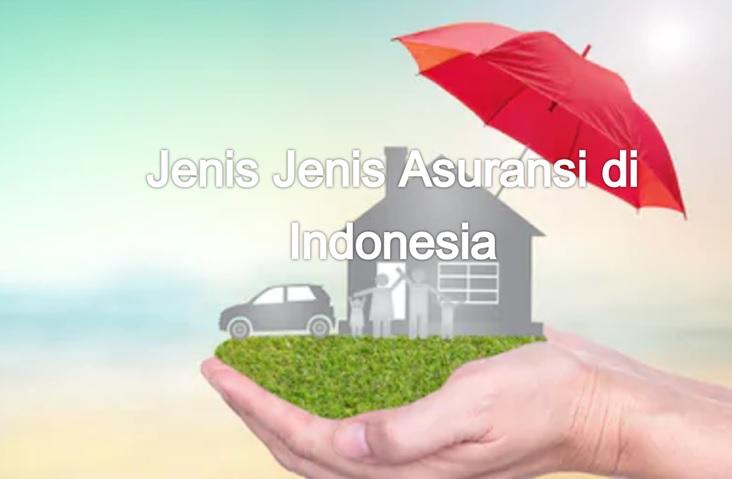 Jenis-Jenis Asuransi di Indonesia