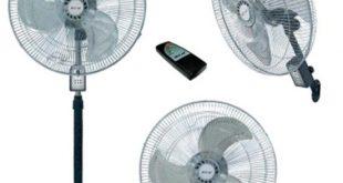 Kipas Angin Terbaik 2019 Merk Sekai ( Sekai Fan ) - Sekai HSN-1837 RI