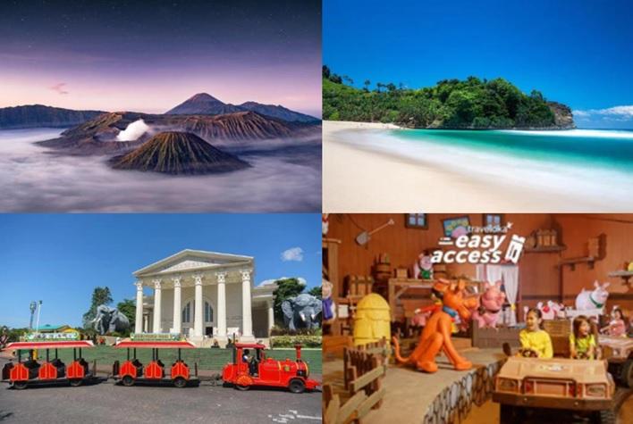 Wisata Malang yang Paling Populer dan Banyak Dikunjungi (Image by Traveloka)