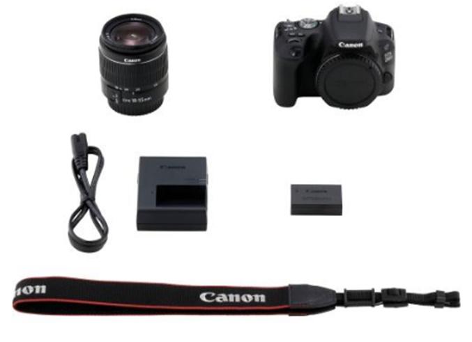 Kamera Canon 200D Terbaru - Bhinneka