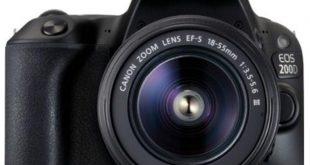 Ketahui Spesifikasi Kamera Canon 200D Terbaru Sebelum Membeli - Bhinneka