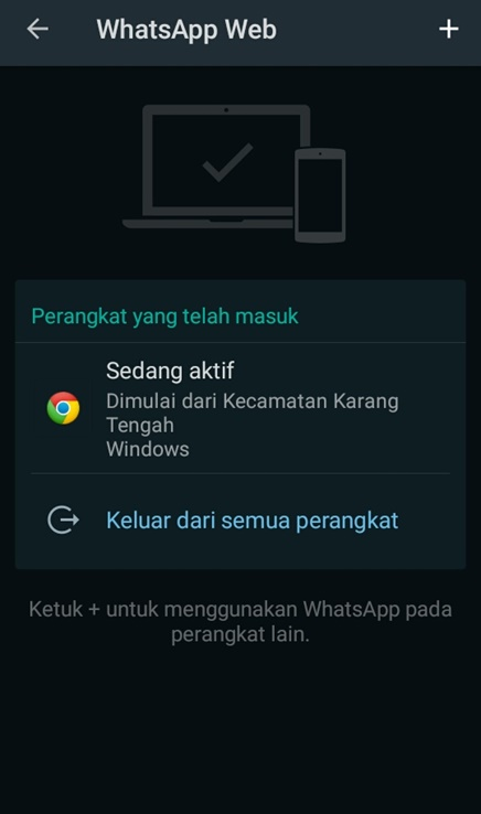 Web WhatsApp: Sering Pakai? Apakah Sudah Menggunakan ...
