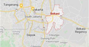 Daftar Kecamatan dan Kelurahan di Kota Bekasi