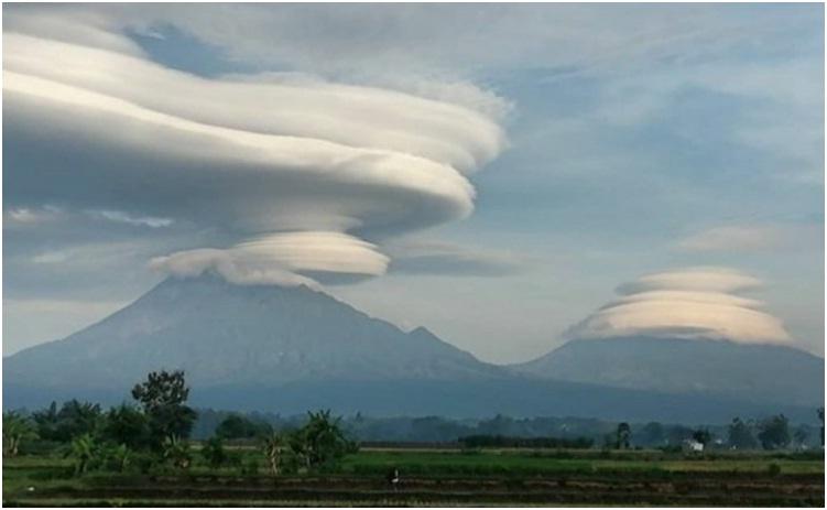 Gunung Merapi Saat Ini - Merapi Uncover