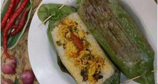 2 Resep Nasi Bakar