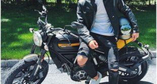Fashion Item Pria buat Jadi Bikers - Sumber Pinterest