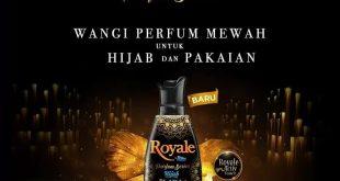 Parfum Wanita Wangi Tahan Lama Royale by Soklin