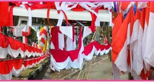 Bisnis Jualan Bendera Merah Putih, Apakah Masih Bisa Meraup Untung di Bulan Agustus